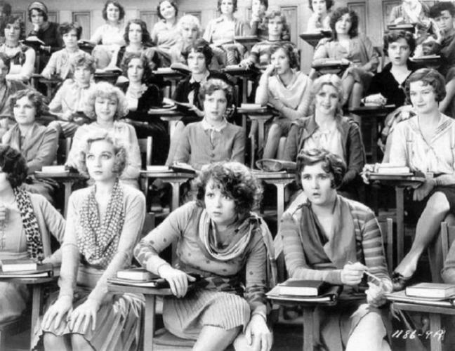 Сексологийн лекц дээр. 1929 он.