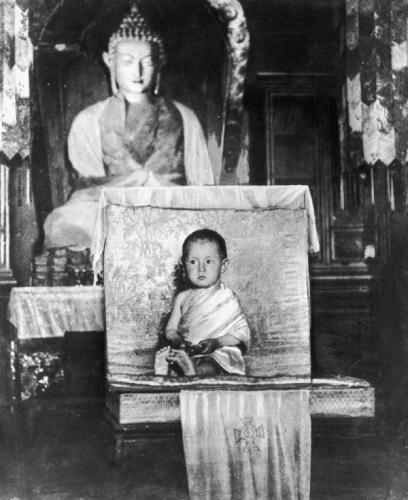 Далай лам 2 настайдаа. 1937 он.