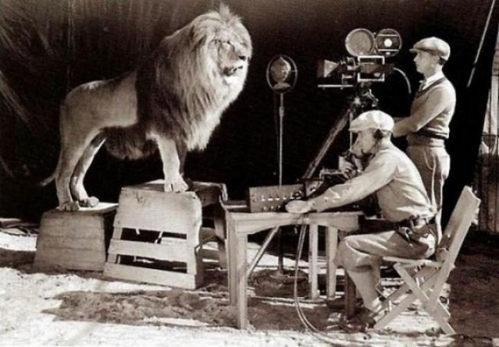 Metro-Goldwyn-Mayer-ийн зураг авалт.