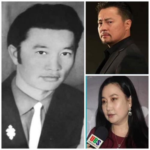 С.Сугар - Монгол улсын урлагийн гавьяат зүтгэлтэн. Охин С.Болормаа СТА  Хүү С.Болд-Эрдэнэ СТА