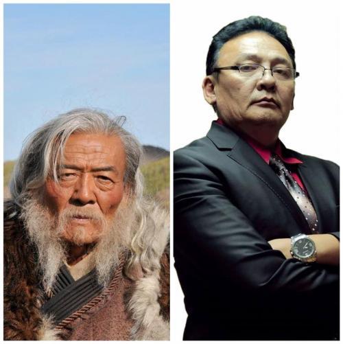 Ё. Цог - Монгол Улсын гавьяат жүжигчин. Хүү кино найруулагч, жүжигчин Ц. Хүсэлбаатар