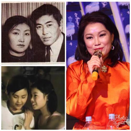 Аав Санжаагийн Бужгар - Монгол Улсын гавьяат жүжигчин. Ээж Ш.Дэлгэржаргал - Монгол Улсын гавьяат жүжигчин. Охин МҮОНРТ-ийн нэвтрүүлэгч СТА Б.Гантигмаа. МҮОНРТ-н нэвтрүүлэгч Б.Гантигмаа.Хар багаасаа л дэлгэцийн урлагт хөл тавьсан /ГАРЫН 5-Н ХУРУУ./ түүний аав С.Бужгар /НҮГЭЛ БУЯН,НИЙСЛЭЛ ХҮҮ,ГОВИЙН ЗЭРЭГЛЭЭ,XОНИНЫ НАЙР,ИЧЭЭНД НЬ,ТЭМЦЭЛ гэх мэт/ ээж Ш.Дэлгэржаргал /ТУНГАЛАГ ТАМИР,ГЭРЛЭЖ АМЖААГҮЙ ЯВНА,ҮҮРИЙН ЦОЛМОН,БОДЛЫН ХУЛГАЙЧ гэх мэт/ Монголын тайз дэлгэцийн жинхэнэ одууд. Ёстой л урлагийн гэр бүл.