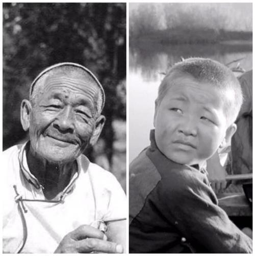 Дэндэвийн Чимэд-Осор - Монгол Улсын Ардын жүжигчин. Хүү Баатар